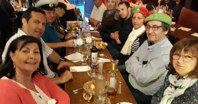L'album-photo de la soirée Barbecue «Chez Ma Cousine» le 16 mai dernier accessible en cliquant ici