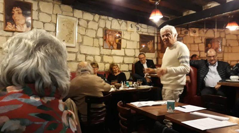 Après le 558ème diner du Bon Bock : mardi 18 décembre à 20h au Tire-Bouchon (album photos)