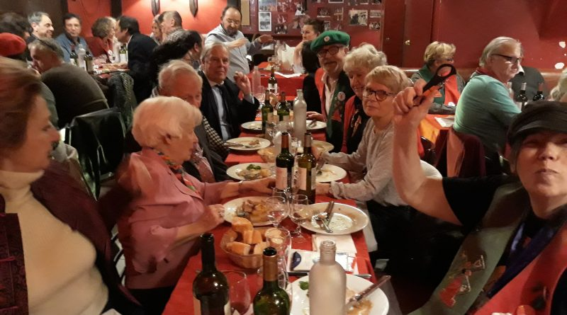 L'album photos de la Soirée-Cabaret «Chez Ma Cousine» du mardi 15 janvier 2019