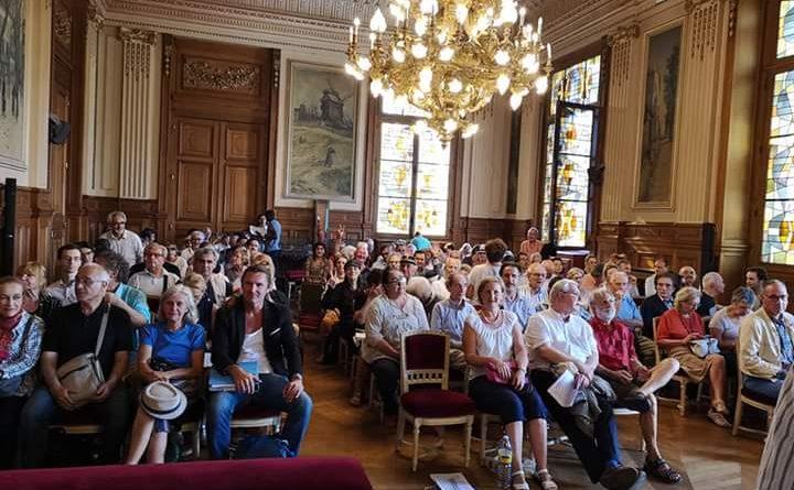 La Commune Libre à la réunion du 4 juillet sur l'aménagement de la Place du Tertre