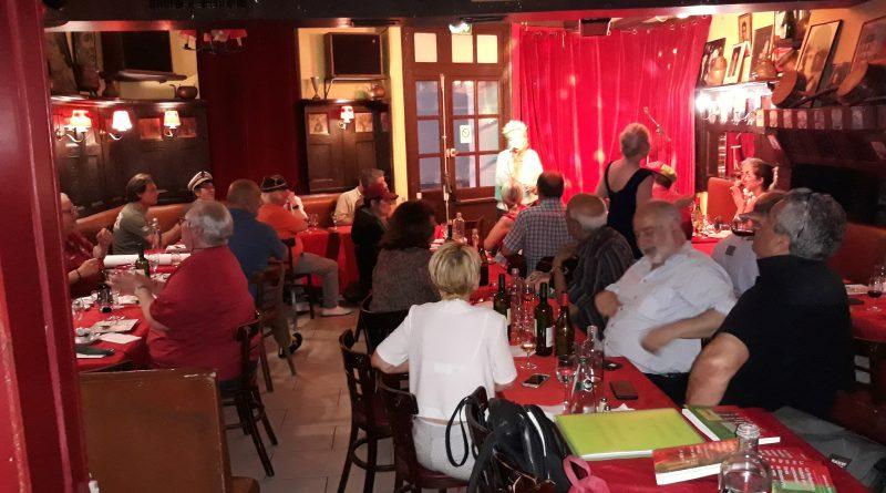"""La Soirée-Cabaret """"Spéciale Commune Libre"""" Chez Ma Cousine – Mardi 15 juin 2021"""