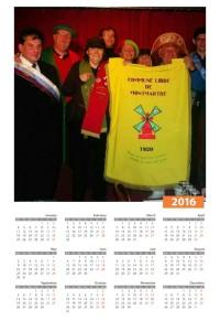 Le calendrier du maire