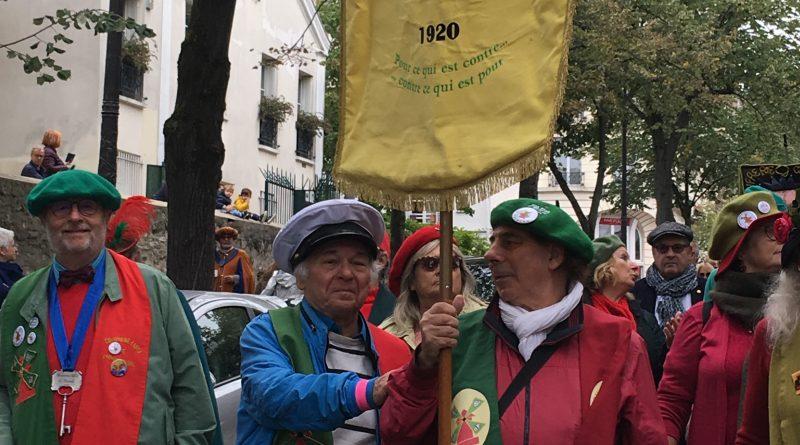 Samedi 9 octobre 2021 – Grand défilé des Vendanges de Montmartre